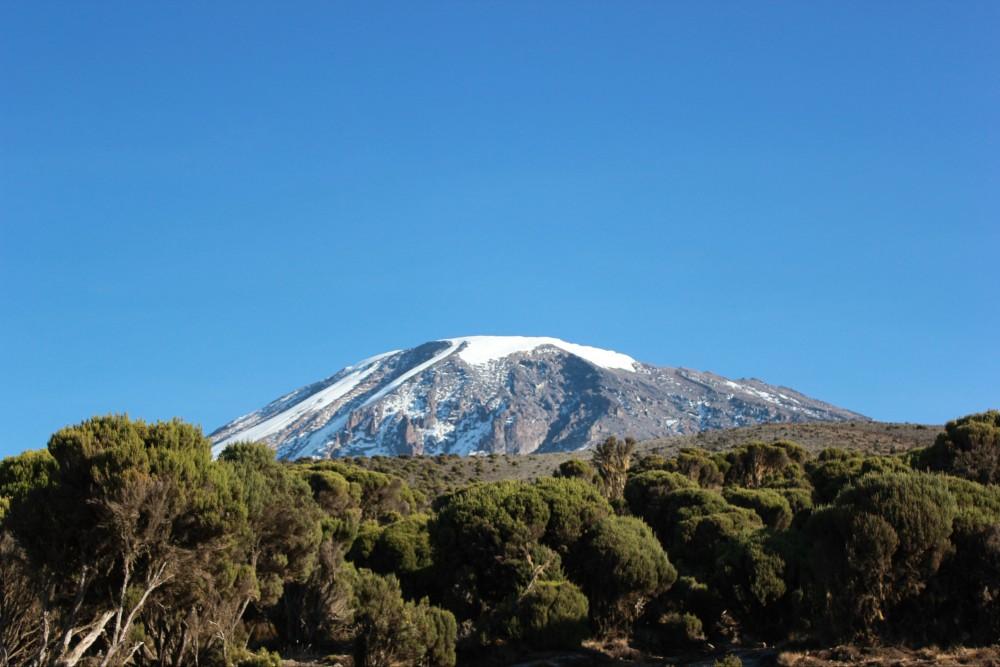 Climb Kilimanjaro New Year