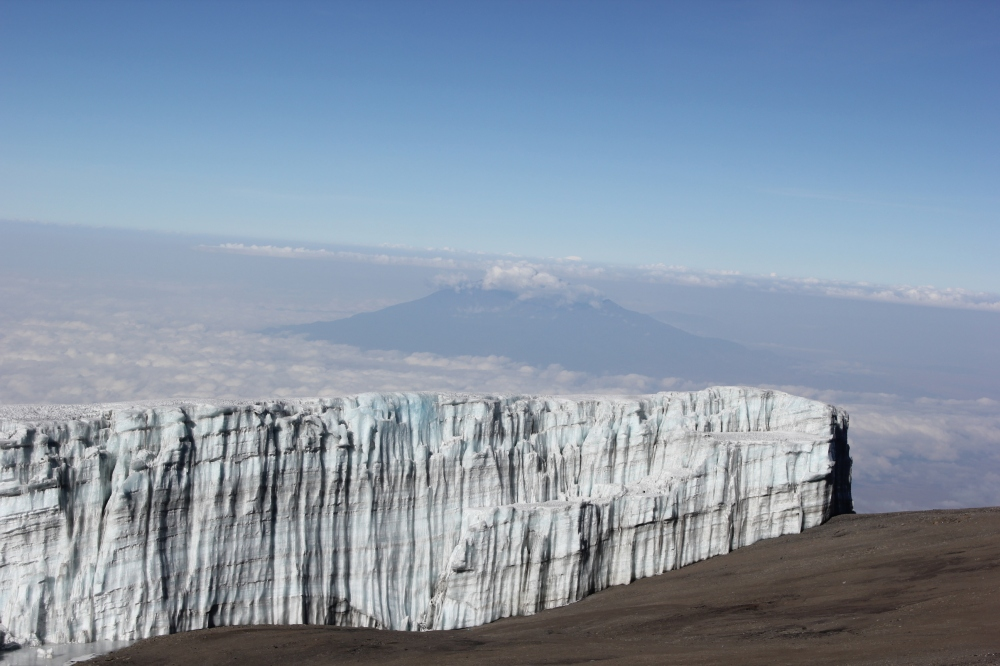 Will Mount Kilimanjaro be Ice-Free by 2060?