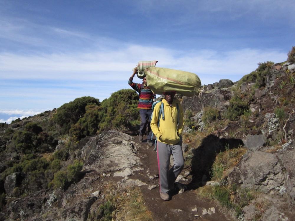 Climb Kilimanajaro