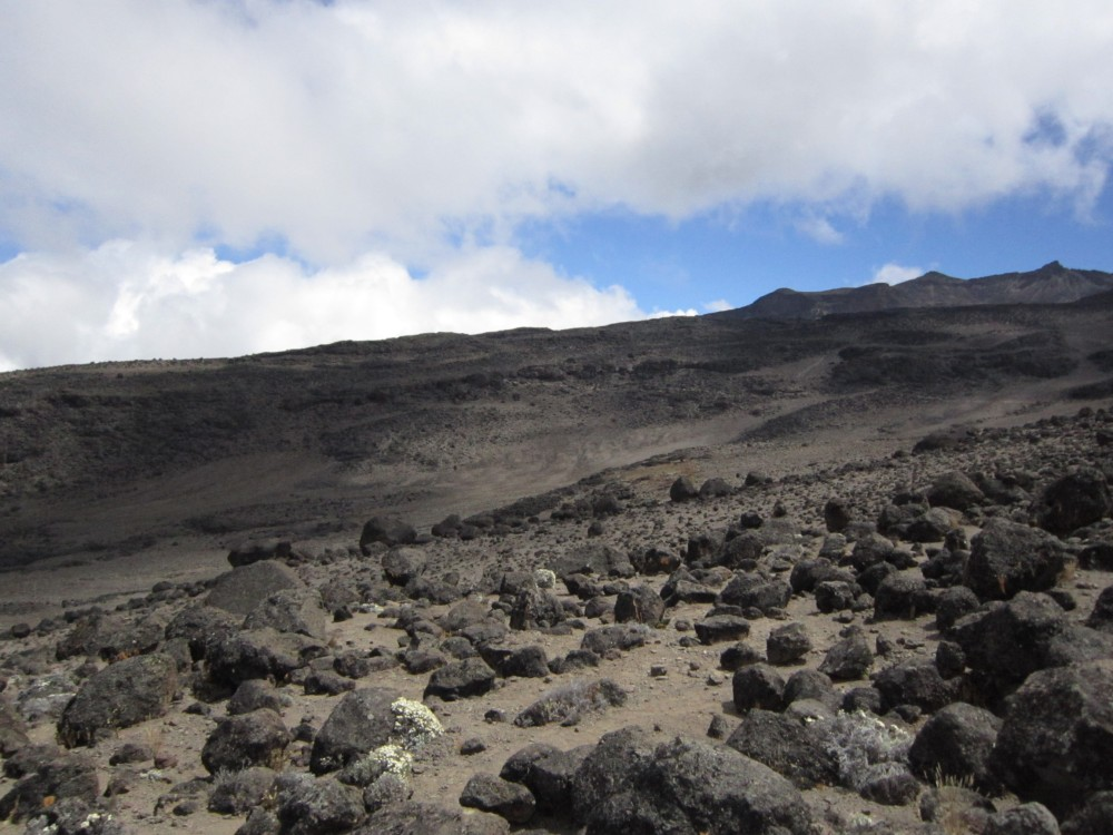 A Photographic Journey of Mount Kilimanjaro – Day 3 Barranco Camp