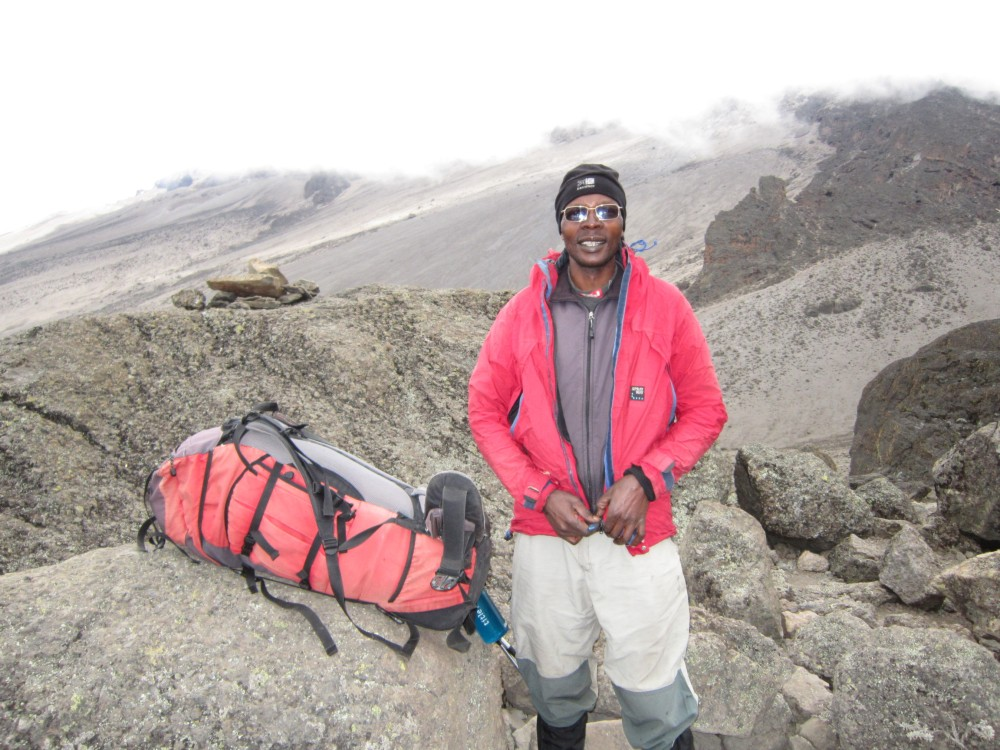 A Photographic Journey of Mount Kilimanjaro – Day 5 Barafu Camp and Summit Attempt