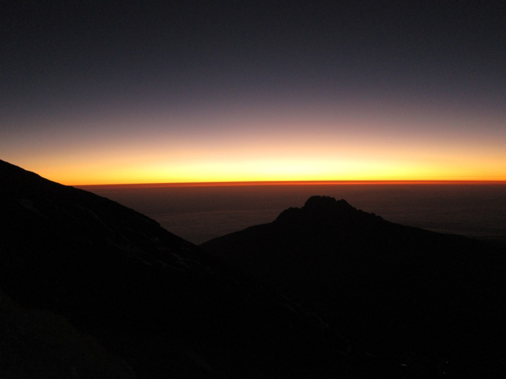A Photographic Journey of Mount Kilimanjaro – Day 6 the Summit - Stella Point and Uhuru Peak