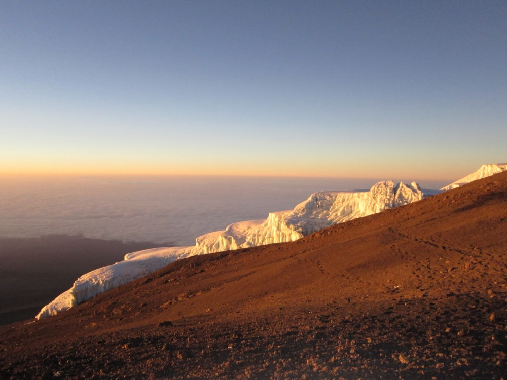 Climb Kilimanjaro Full Moon and Total Lunar Eclipse
