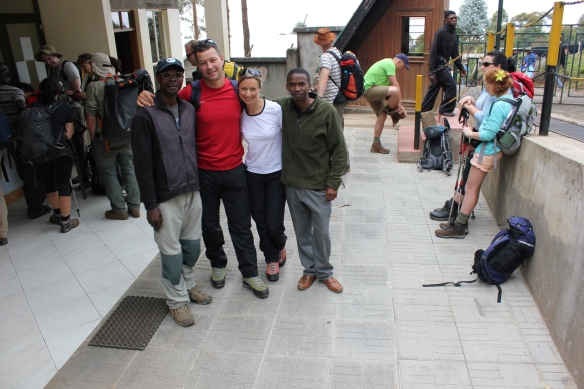 A Photographic Journey of Mount Kilimanjaro – Day 1 Machame Camp