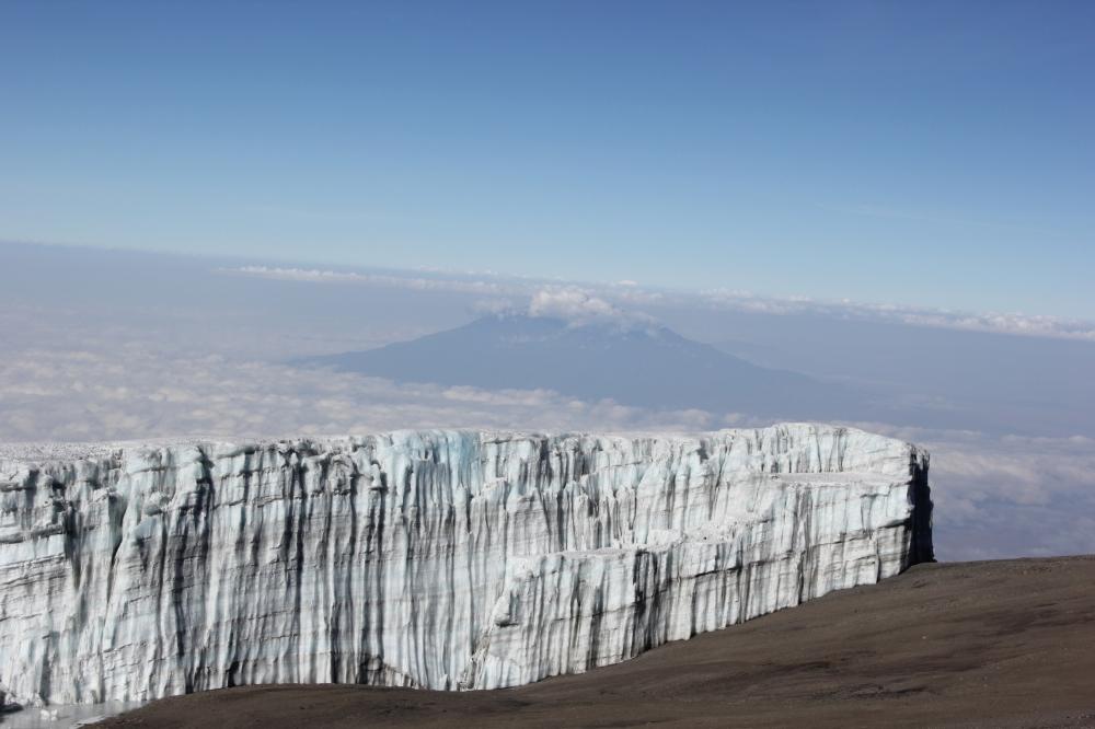Kilimanjaro's Glaciers: Will They Still Be Around in 2030?