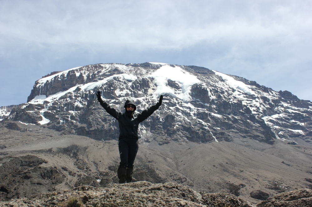Climb Kilimanjaro Christmas