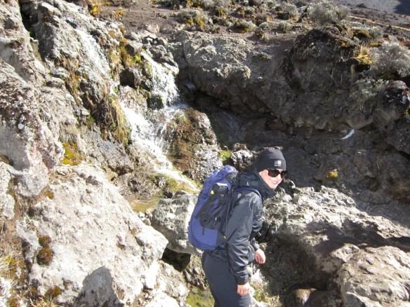 Climb Kilimanjaro Lunar Eclipse