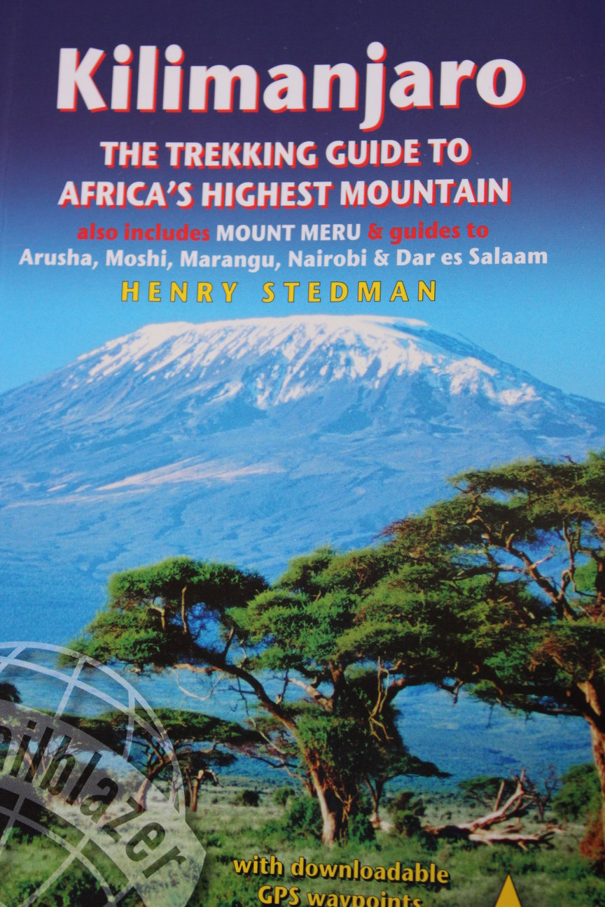 Reputable Kilimanjaro Climbing Companies in Henry Steadman book