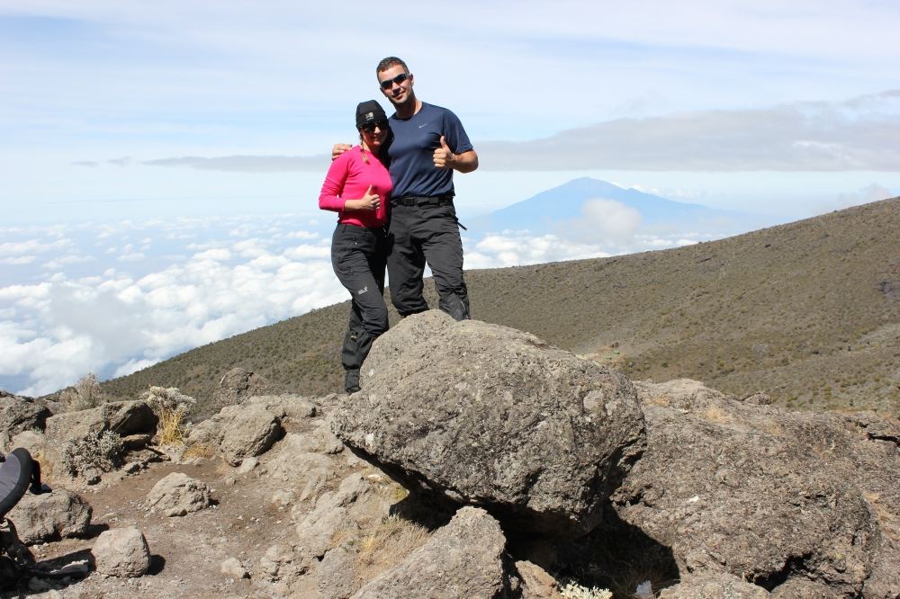 September Kilimanjaro Group Climb