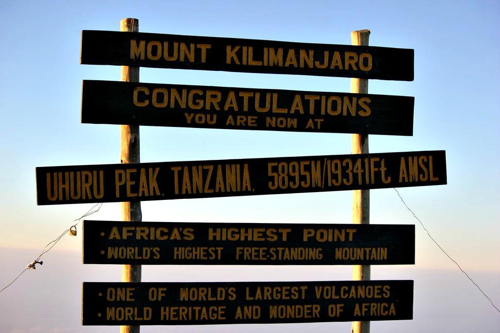 Cable Car on Kilimanjaro