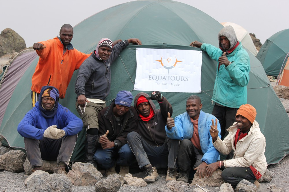 Choosing the right company for your Kilimanjaro Expedition